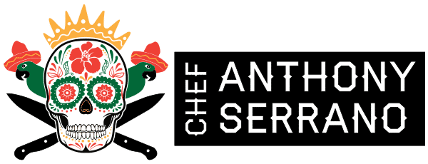 Chef Anthony Serrano